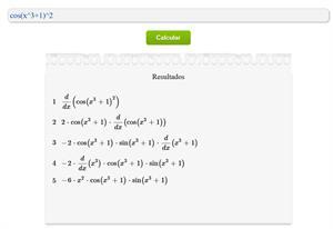 Calculadora de derivadas paso a paso