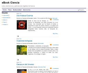 Libros electronicos y publicaciones digitales de Ciencia (eBook Ciencia)