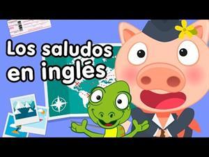 Saludar y presentarse en inglés