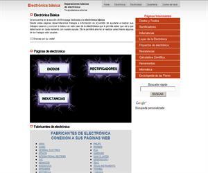 Electrónica y circuitos electrónicos (Bricopage.com)