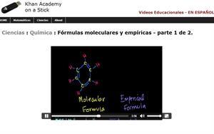 Fórmulas moleculares y empíricas - parte 1 de 2. (Khan Academy Español)