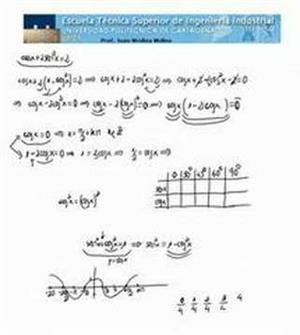 Ecuación rigonométrica 1 (Continuación)