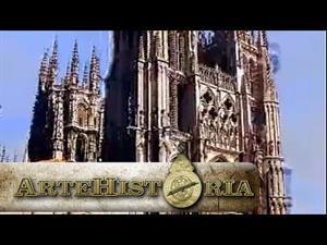 Portada del Sarmental de la Catedral de Burgos