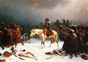 """Napoleón y la guerra en """"Guerra y paz"""" de León Tolstói"""