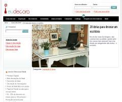 Decoração de escritório - ambientes criativos