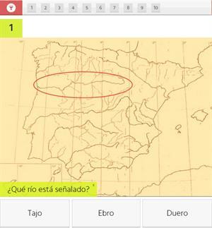 ¿Sabes situar los ríos españoles? Test interactivo (huffingtonpost.es)