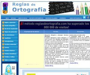 Reglas de Ortografía, actividades interactivas para aprenderlas