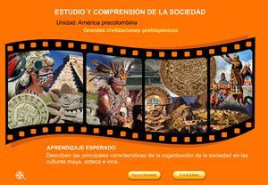 Grandes Civilizaciones Prehispánicas (Educarchile)