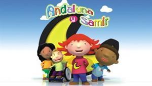 Andaluna y Samir: una serie animada sobre los valores