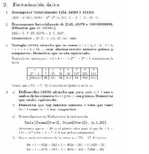 Olimpiadas Matemáticas (teoría elemental de números)