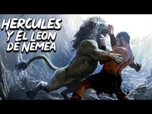Hércules y el león de Nemea