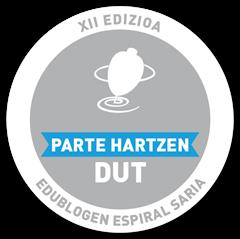 """Logos """"Yo Participo"""" XII Edición Premio Espiral Edublogs"""