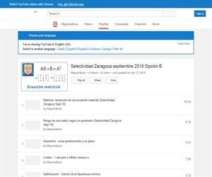 Selectividad Zaragoza septiembre 2018 Opción B
