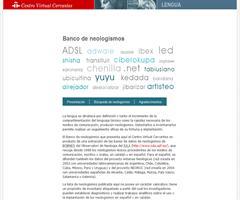 Banco de neologismos