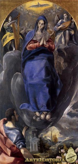 Inmaculada Concepción (El Greco)