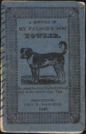 A history of my father's dog, Towzer (International Children's Digital Library)