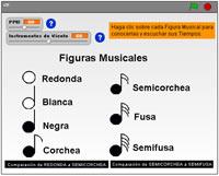 Figuras Musicales, un proyecto musical y tecnológico (Scratch)