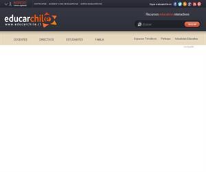 Avanzado sitio web impulsa la educación tecnológica (Educarchile)