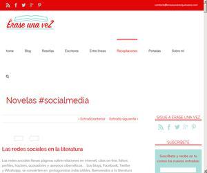 Literatura 2.0: Novelas sobre las redes sociales