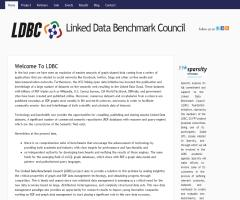Welcome to LDBC | Linked Data Benchmark Council