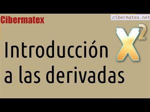 Introducción a las derivadas. Cibermatex