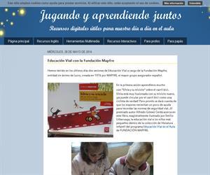 Educación Vial con la Fundación Mapfre