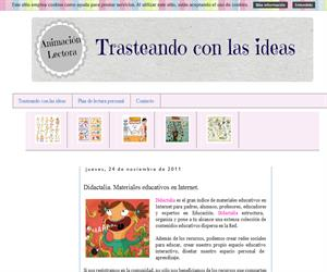 'Didactalia, materiales educativos en Internet' (Trasteando con las ideas)