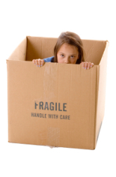 Fragile! Handle with Care! This Side Up!