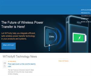 Witricidad: la electricidad sin cables una realidad (witricity.com)