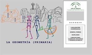 Números enteros. Localización cartesiana (Junta de Andalucía)