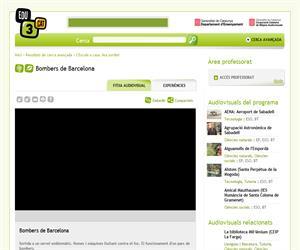Bomberos de Barcelona  (edu3.cat)