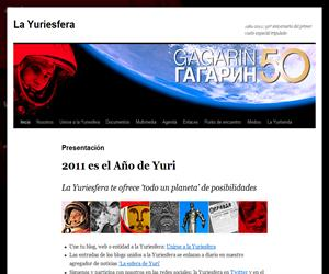 La Yuriesfera: 50º aniversario de Yuri Gagarin