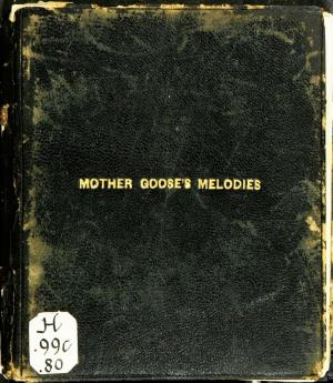 The only true Mother Goose melodies  (International Children's Digital Library)