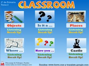 """The Classroom"""