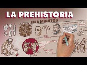 La Prehistoria en seis minutos (academia play)