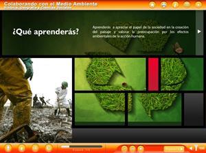 Colaborando con el medio ambiente (Educarchile)
