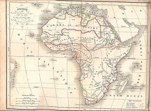 Webquest pour découvrir l'Afrique francophone