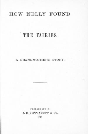 How Nelly found the fairies (International Children's Digital Library)