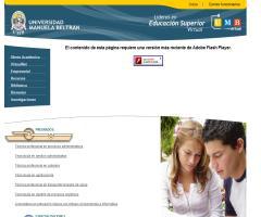 Oferta Académica Universidad Manuela Beltrán