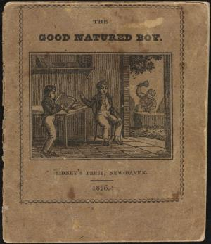 The good-natured little boy (International Children's Digital Library)