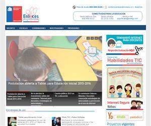 CET -Centro de Educación y Tecnología: Materiales educativos. Ministerio de Educación de Chile