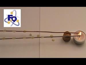 Experimentos de Física: conductividad térmica de los metales (fq-experimentos.blogspot.com)