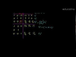 Matriz inversa por método de Gauss