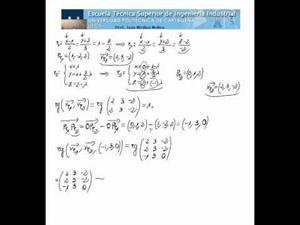 Posición relativa y distancia entre dos rectas