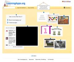 Crear actividades interactivas con LearningApps