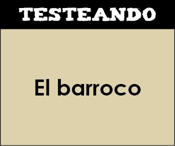 El barroco. 2º ESO - Historia (Testeando)