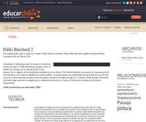 Pablo Burchard 2 (Educarchile)