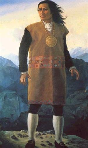 Rebelion de Tupac Amaru II (historiacultural.com)