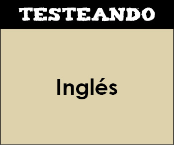 Inglés - Asignatura completa. 6º Primaria - Inglés (Testeando)