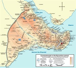 La cuarta cruzada (1204)